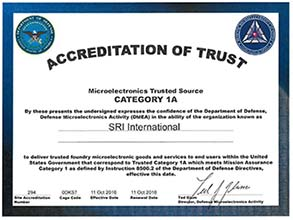newTrustCertification